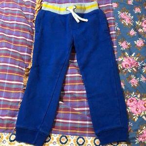 Mini Boden size 6 sweatpants- GUC